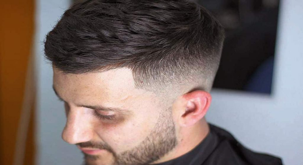thin hair with clippers