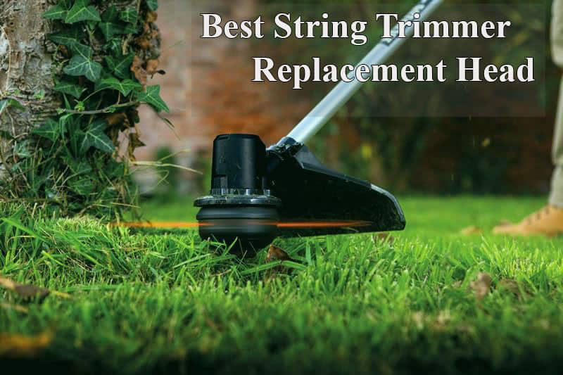 best string trimmer replacement head