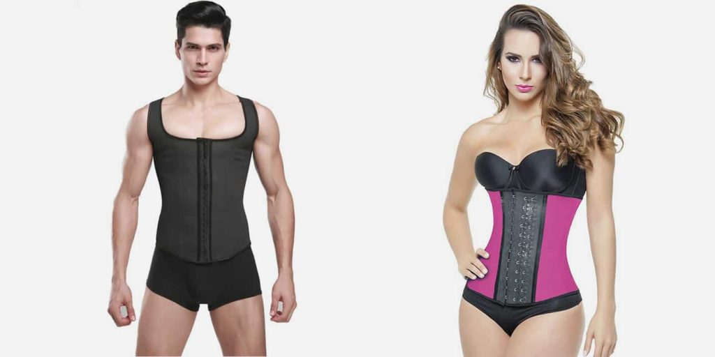 best waist trimmer corset