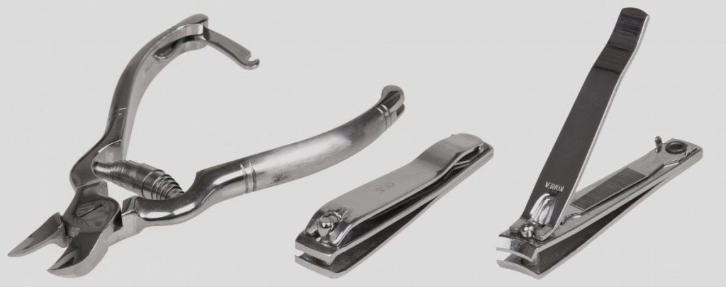 how to sharpen nail clippers